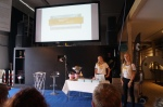 Andrea Pettersson och Malin Yngvesson (Ingas mammor) berättar om projektet